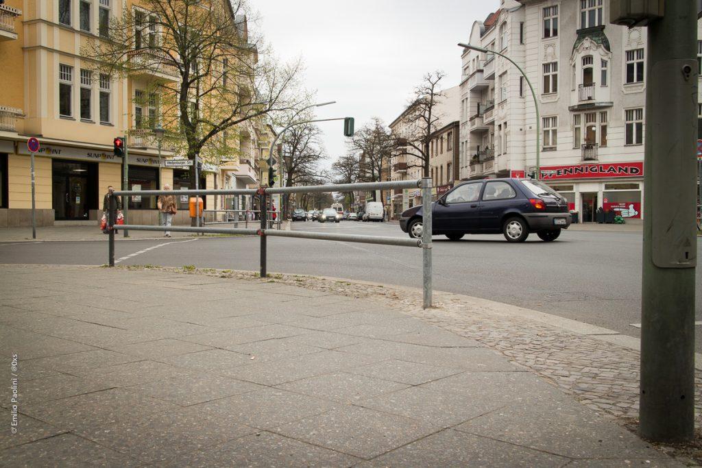 Kreuzung Pichelsdorfer Straße/Weißenburger Straße
